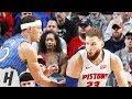 Orlando Magic vs Detroit Pistons - Full Game Highlights | March 28, 2019 | 2018-19 NBA Season