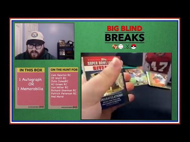 Big Blind Breaks - 2011 Topps NFL
