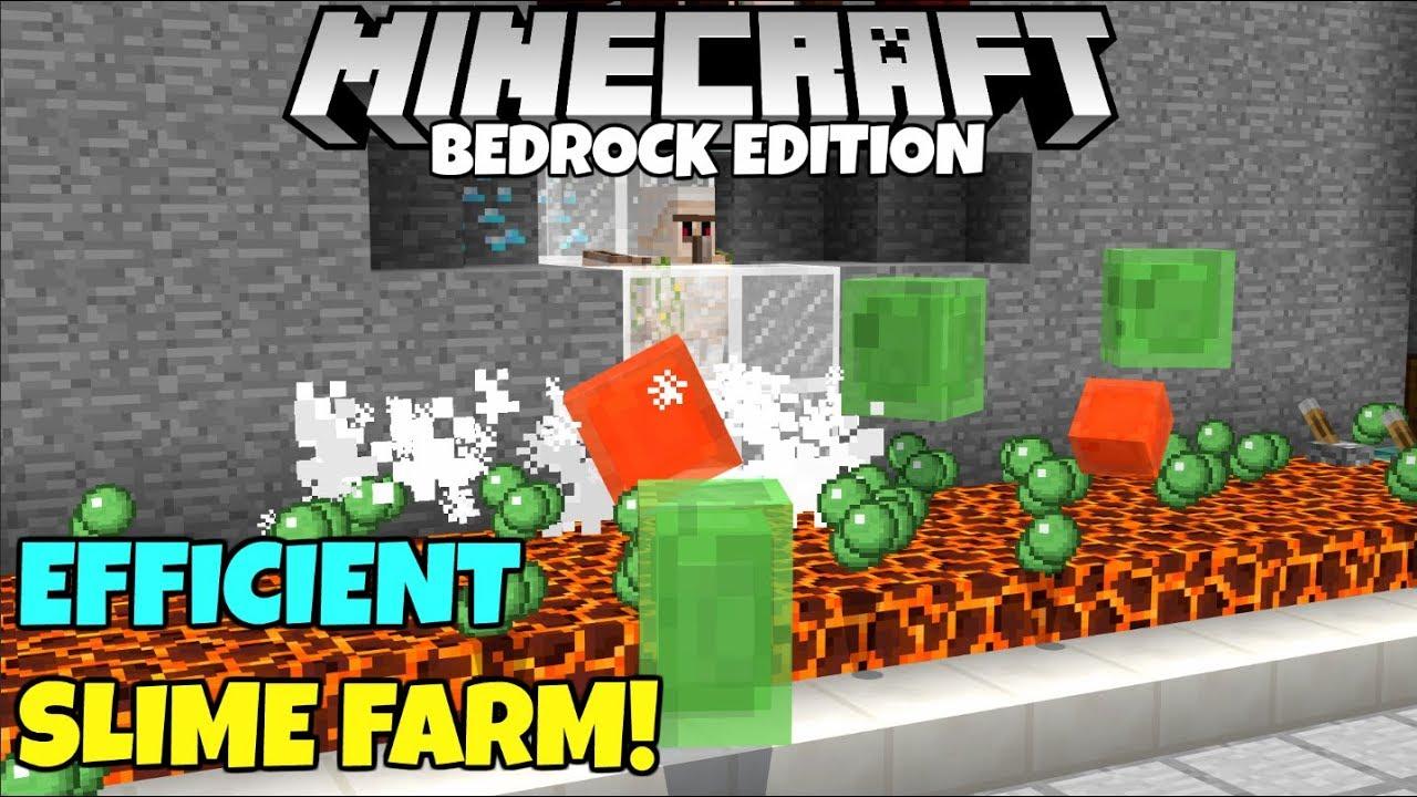 Slike: Cara Buat Farm Slime Di Minecraft