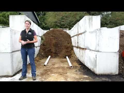 Sound Horsekeeping: Building a Manure Compost Bin