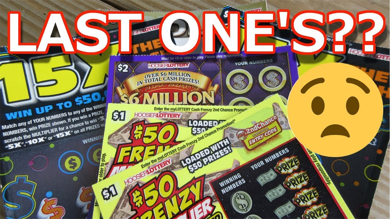 Scratch off tickets remaining prizes nj