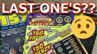 HARD TO FIND LOTTERY TICKETS!!..WITH TOP PRIZE WINS STILL UNCLAIMED!!