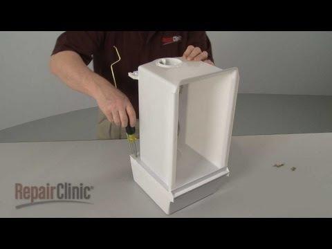 Ice Bucket - Whirlpool Refrigerator