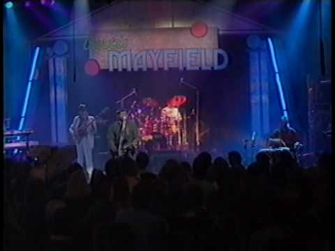 Curtis Mayfield - Superfly - Live 1990 #1