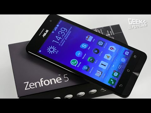 Обзор ASUS ZenFone 5: лучший ZenFone от ASUS?