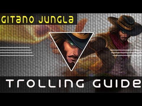 #Twisted #League Trolling Guide Twisted Fate Jungla Ad