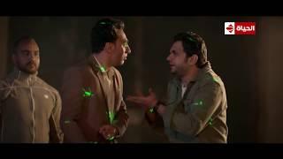 ربع رومي | مصطفي خاطر ومحمد سلام والبزاوي ومشهد اكشن بالهجوم على وكر العصابة
