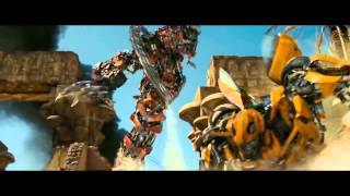Transformers-Nobody can save me now music video