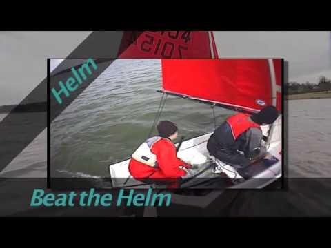 Mirror Dinghy Sailing Top Tips - Hoisting the Spinnaker - RYA Champion Club - Shirley Robertson