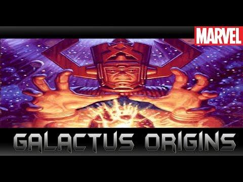 ประวัติของผู้กินดวงดาวGalactus[ Galactus Origins]comic world daily
