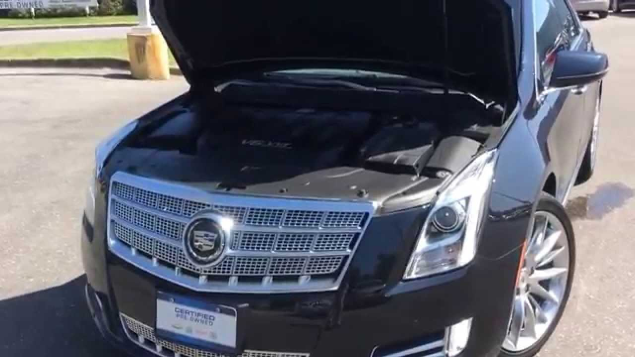 used 2013 cadillac xts platinum collection boyer pickering certified pre owned youtube. Black Bedroom Furniture Sets. Home Design Ideas