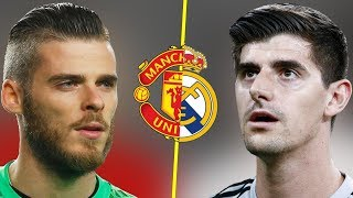 Thibaut Courtois VS De Gea - Who Is The Best Goalkeeper? - Amazing Saves - 2018