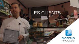 BIOCOLD PROCESS - TÉMOIGNAGES - Boucherie Jean Marc Leclercq - Lesquin