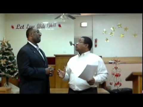 Pastors Chat Interview with Rev. Greg Austin Dec 13, 2011