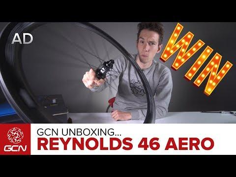 GCN Unboxing: Reynolds 46 Aero Wheels