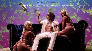 Wiz Khalifa - Gin & Drugs feat. Problem [Official Audio]