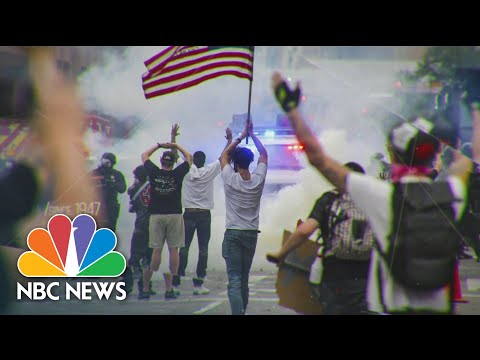 Chuck: America Is Waking To Two Crises As Protests Erupt And Virus Smolders | Meet The Press