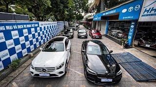 Bản tin các mẫu xe ô tô cũ Hạng sang mới về HHDC Auto