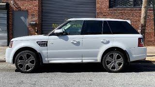 Range Rover Sport 2013 Videos