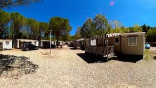 Sistemazioni - Camping Mugello Verde a San Piero a Sieve, Firenze, in Toscana - Video 360