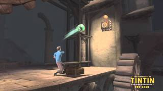 Gamescom 2011: The Adventures of Tintin: The Game (Multi)