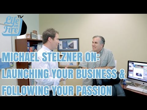 Michael Stelzner on Launching Your Business & Following Your Passion