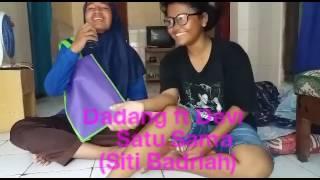 Gambar cover Dadang ft Devi - SATU SAMA (Siti Badriah)