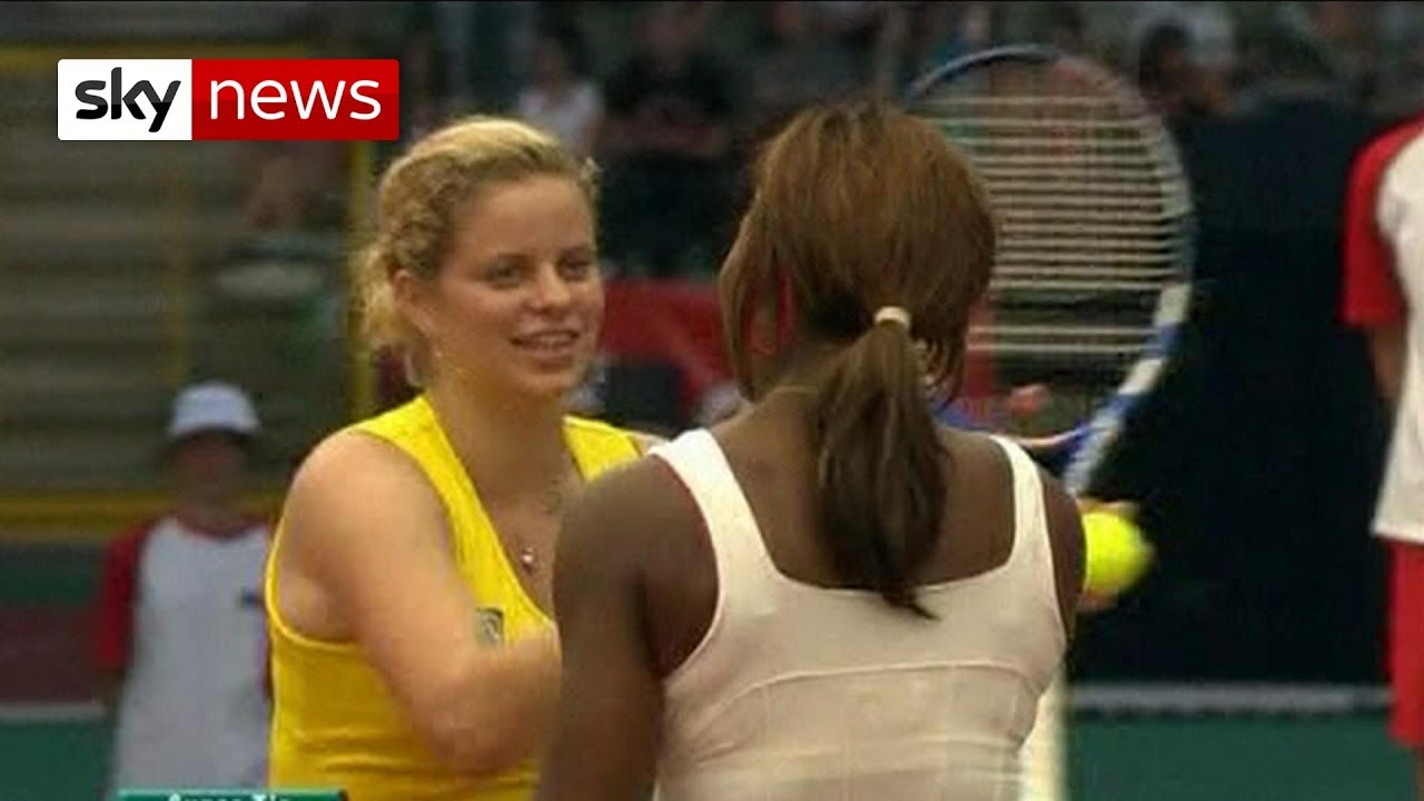 Kim Clijsters On Her Tennis Comeback