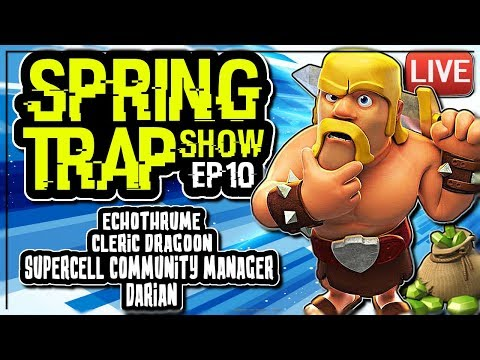 LIVE INTERVIEW WITH SUPERCELL COMMUNITY MANAGER DARIAN | SPR