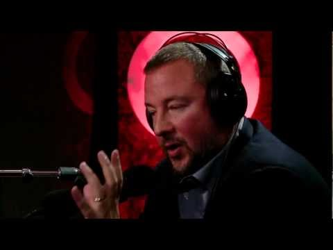 Vice co-founder Shane Smith in Studio Q