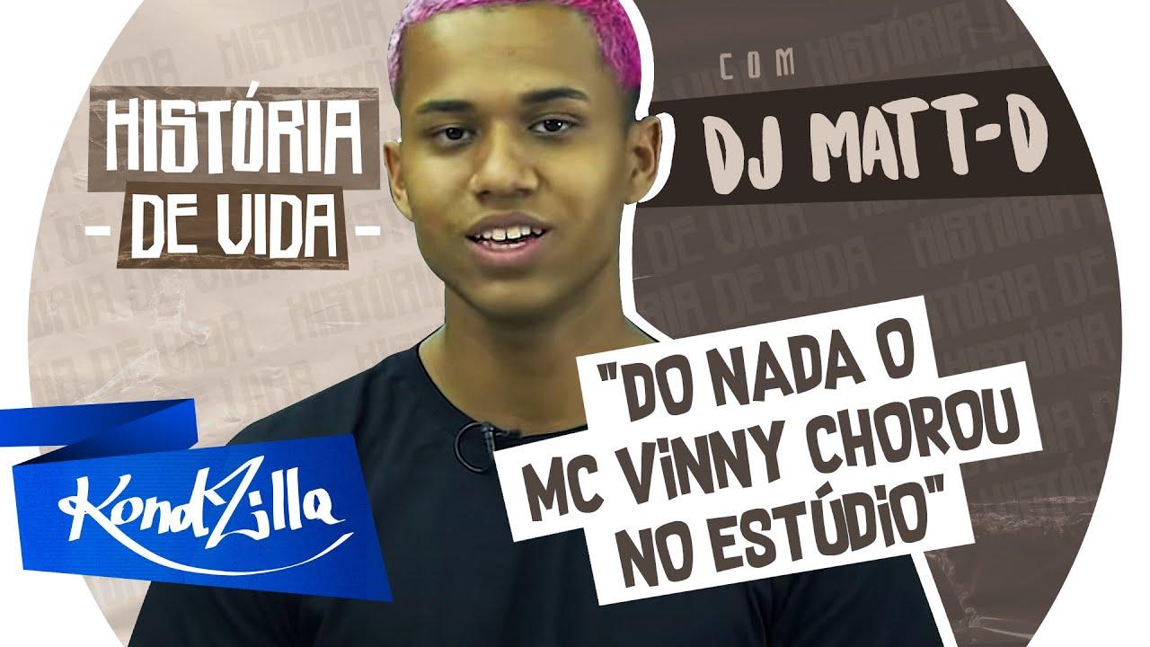 """História de Vida: DJ Matt-D - """"Homenagem Aos Relíquias"""" (KondZilla.com)"""