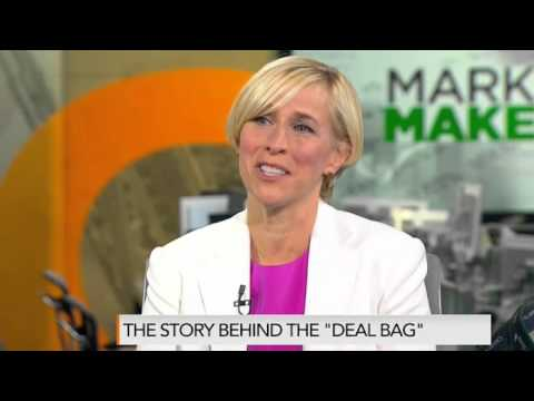 Deal Bags: Wall Street's must have status symbol.