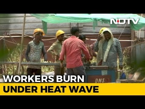 India Heat Wave: Workers At Risk?
