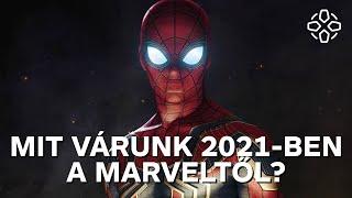 Mit várunk 2021-ben a Marveltől?