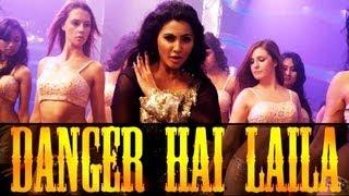 Daisy Shah | Danger Hai Laila | Bloody Isshq | FIRST LOOK | Sunidhi Chauhan