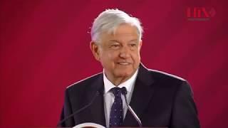 Conferencia de prensa de AMLO, 7 de enero