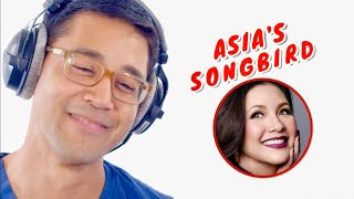Music Producer Reacts to Regine Velasquez Shine