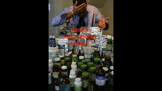 Ex-VEGAN (Dietary Supplements: A $37 billion-a-Year Scam?) The Products I was Buying Monthly