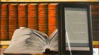 Преимущества и недостатки электронных и бумажных книг(В нашем мире компьютерные технологии занимают все больше и больше места. Особую популярность в последнее..., 2015-12-26T21:32:39.000Z)