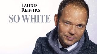 "Lauris Reiniks - ""So White""  (Angel Wings In The Snow) +LYRICS"