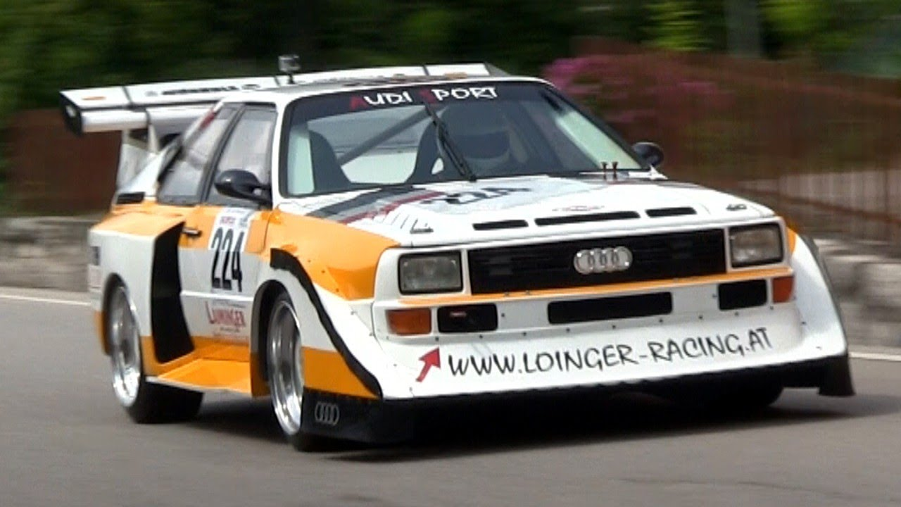 roman loinger audi sport quattro s1 group b replica sound. Black Bedroom Furniture Sets. Home Design Ideas