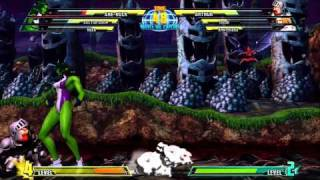 Video Marvel vs Capcom 3 - Hulka download MP3, 3GP, MP4, WEBM, AVI, FLV Desember 2017