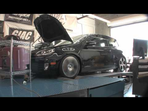 GIAC Stage 2 MK6 TSI GTI - +58 horsepower + 69 ft. /lbs. of torque gained at the wheels