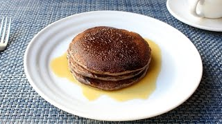 Buckwheat Pancakes - How To Make Buckwheat Flour Pancakes - Gluten-free Pancakes