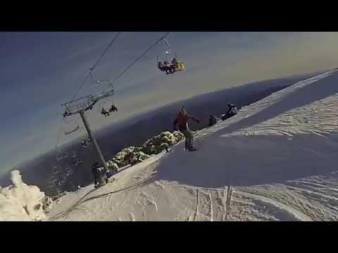Mount Buller Snowboarding Day Trip 2014