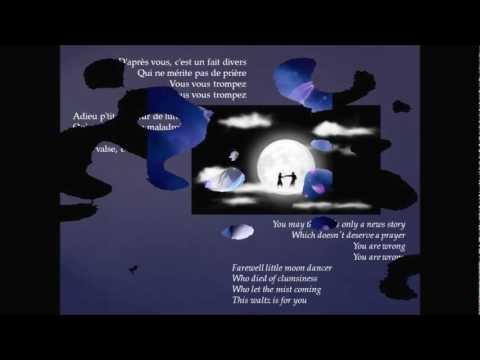 Amélie Les Crayons: La Valse Du Danseur De Lune - Lyrics, English Translation