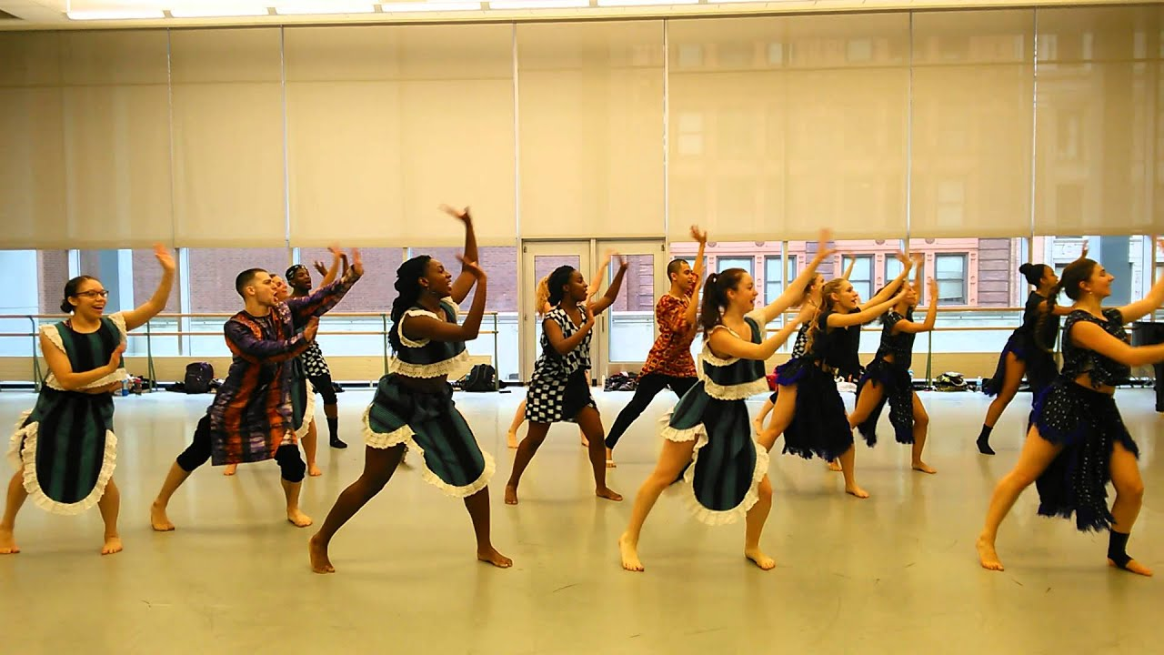 West African Dance Sinte Youtube