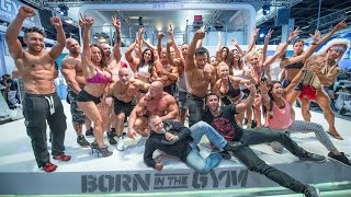 THE BEST SPORTS SHOW EVER - FIBO POWER 2015 by Olimp Sport Nutrition