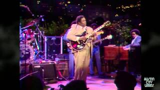 "B.B. King ""The Thrill is Gone"" on Austin City Limits. thumbnail"