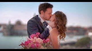 Свадьба Евгения Пронина и Кристины Арустамовой